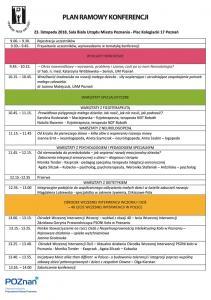 A5 zaproszenie konferencja SILCZAK tyl2